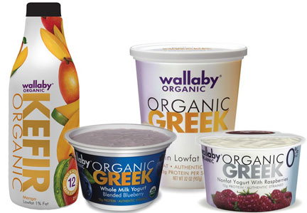 Wallaby Yogurt Co. products, WhiteWave Foods, Danone