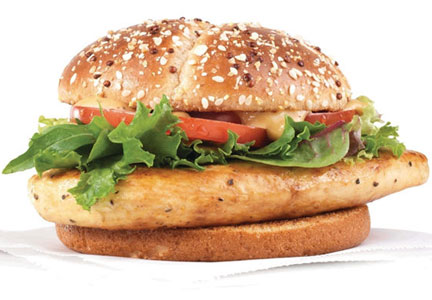 Wendy's new Grilled Chicken Sandwich