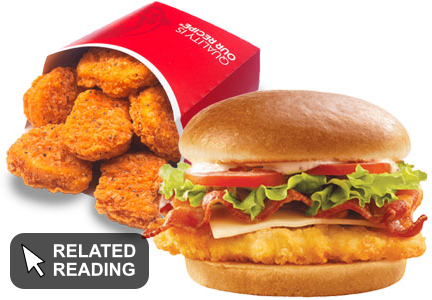 Wendy's spending $30 million to source smaller birds
