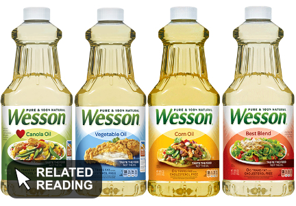 Smucker to acquire Wesson oils from Conagra