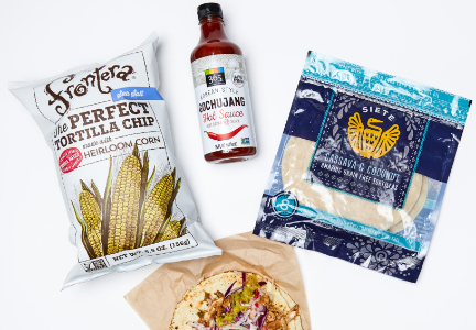 Whole Foods Market food trends 2018 - Tacos