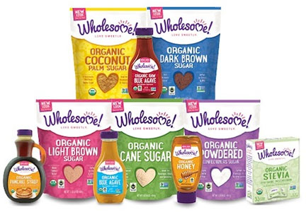 Wholesome Sweeteners, Diamond Crystal Brands