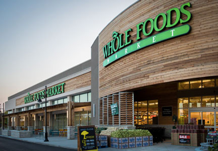 Whole Foods Market in Olathe, Kas.