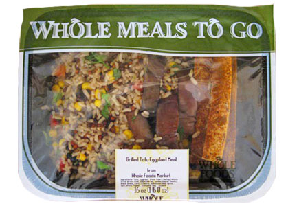 Whole Foods Whole Meals to Go