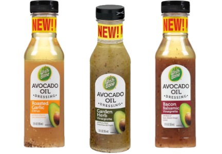 Wish-bone avocado oil dressing, Pinnacle Foods