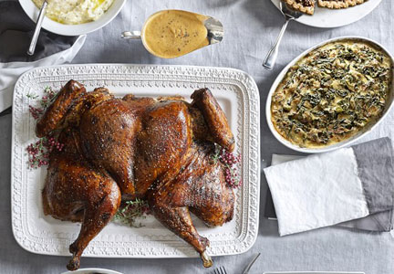 Williams-Sonoma Thanksgiving meal kit