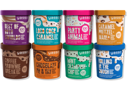 Yasso To Take On Halo Top