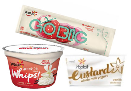Yoplait yogurt innovation, General Mills