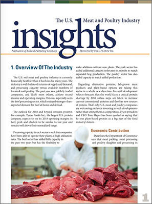 Insights into the expanding meat and poultry industry